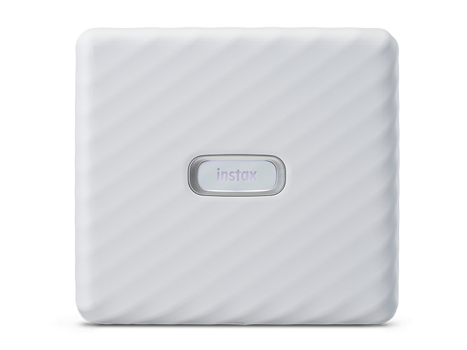 instax Link WIDE Ash White